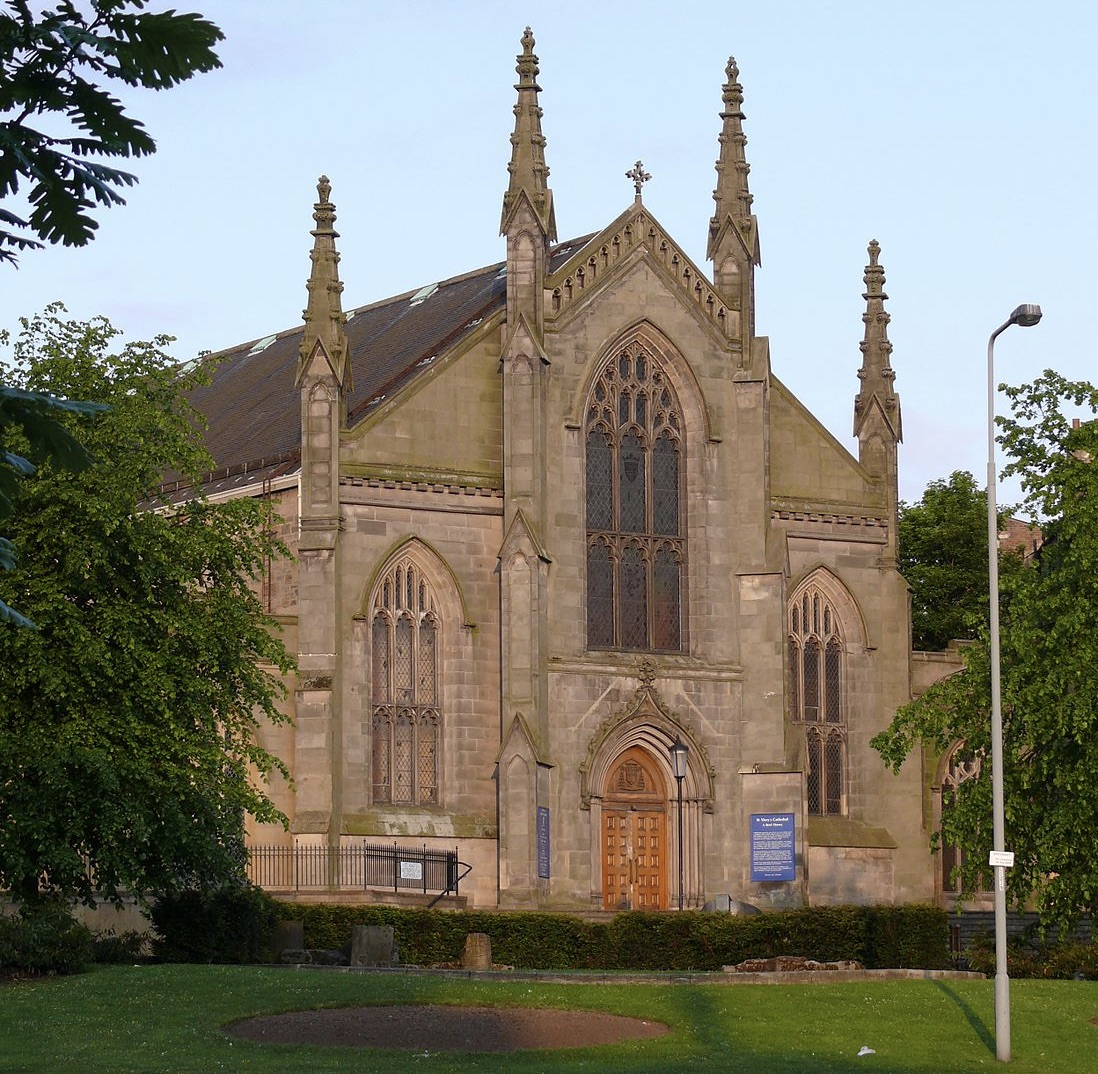 St Mary's RC Cathedral, Edinburgh